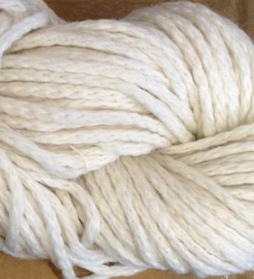 Super Chunky  Chainette style pure wool - 100g Skein